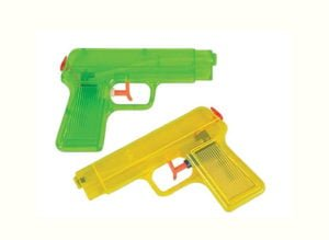small water guns - How to Stop Your Puppy's Destructive Chewing