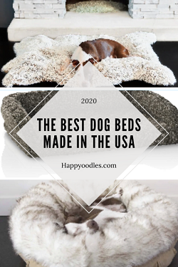 The Best Dog Beds Made In the USA Pin
